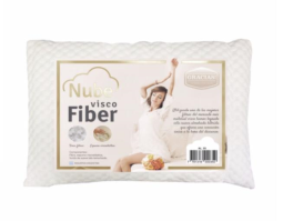 Almohada NUBE VISCO FIBER